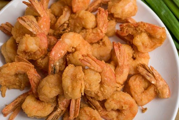 18. (24 pc.) Fried Medium Shrimp