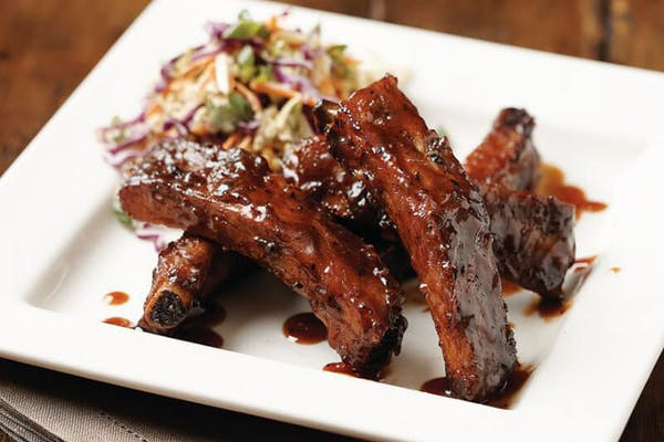 Root Beer-Glazed Ribs