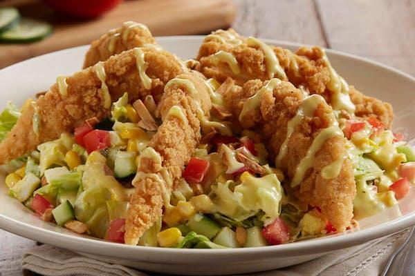 Honey Crisp Chicken Salad
