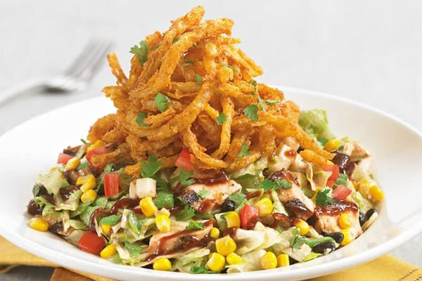 Barbeque Chicken Chopped Salad