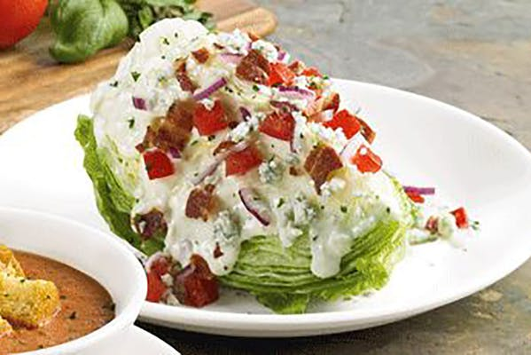 House Wedge Salad