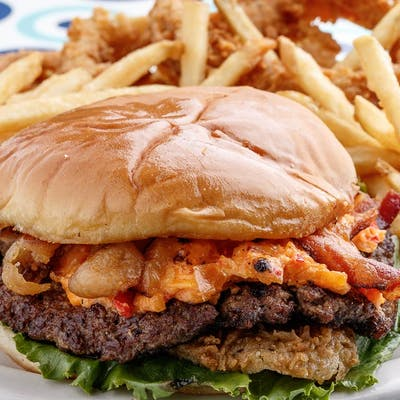 Hee Haw Burger