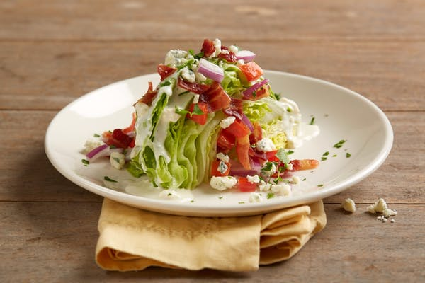 House Wedge Salad