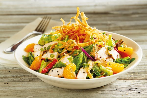 Asian Chopped Salad