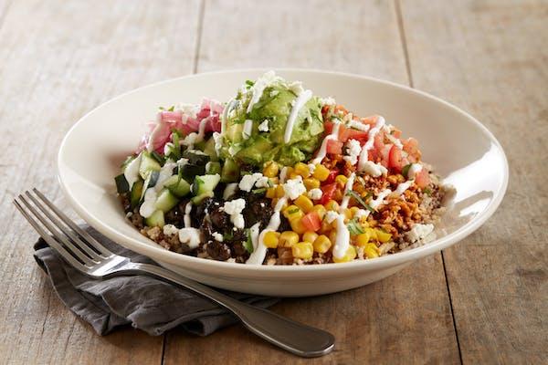 Cauliflower & Quinoa Power Bowl