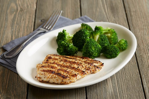 Kid's Grilled Chicken Breast