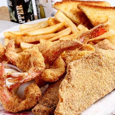 Fish & Shrimp Basket
