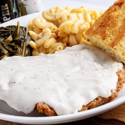 Chicken Fried Steak Platter