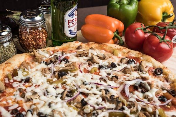 Roma's Deluxe Pizza