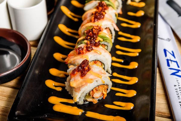 Spicy Saints Roll
