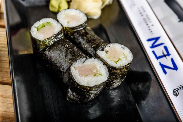 Yellowtail Tekkimaki Roll