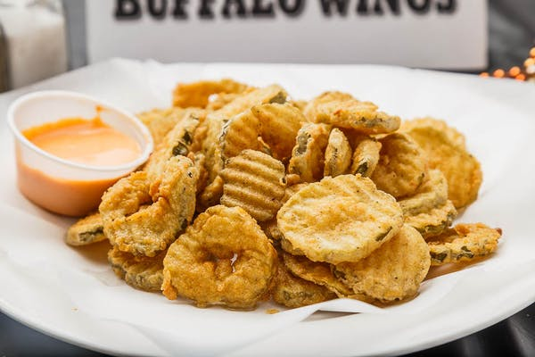 Fried Pickles Chips