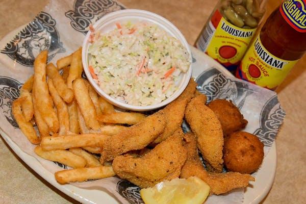 Dinner (#1) Catfish