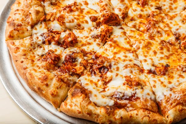 Bar-B-Q Chicken Pizza