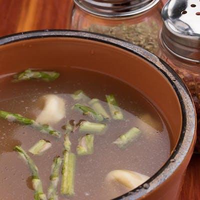 Tortellini Brodo Soup