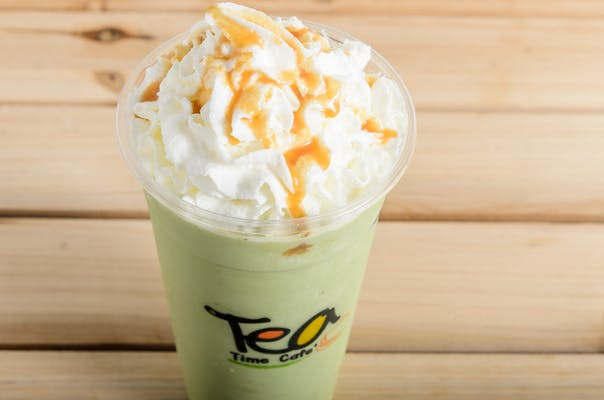 Matcha Green Tea Milk Shake