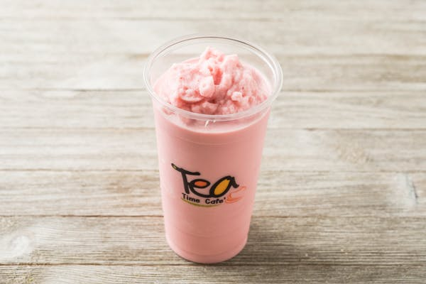 Watermelon Milk Tea