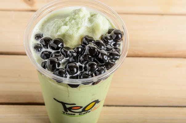 Thai Green Tea Milk Tea