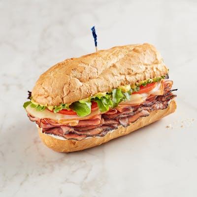Memphian Sandwich