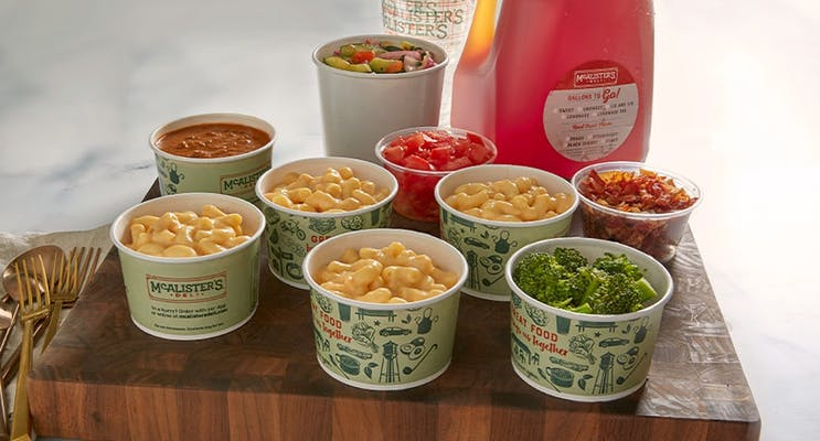 Mac & Cheese Family Meals