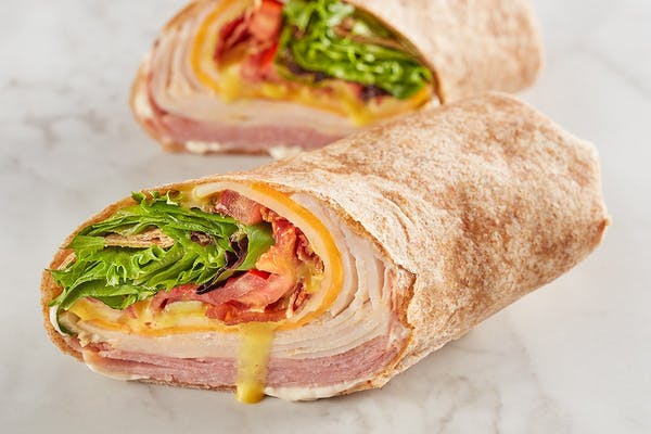 McAlister's Club Wrap