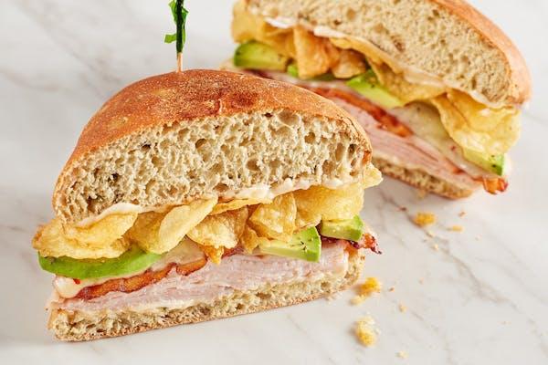Jalapeño Turkey Crunch