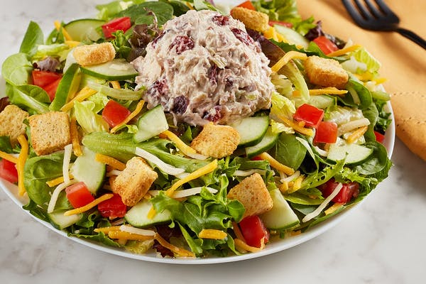 Harvest Chicken Salad (contains pecans)