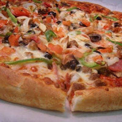 Veggie Combo Pizza