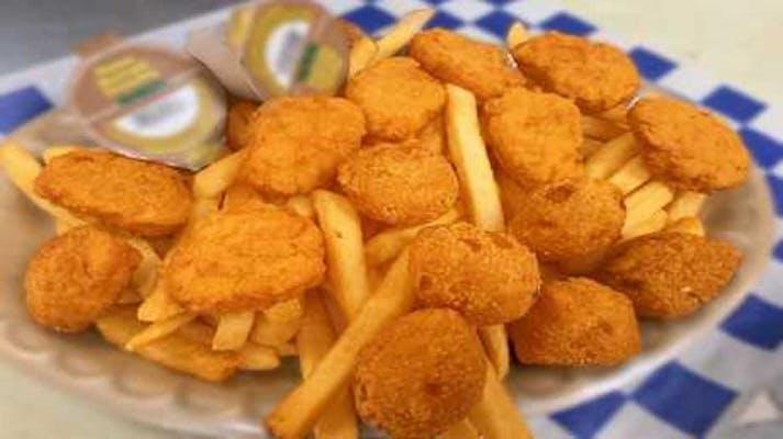 Chicken Nugget Plate