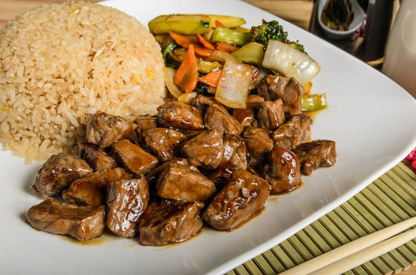 Steak Hibachi (Lunch)