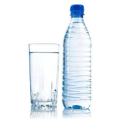 30. Bottled Water