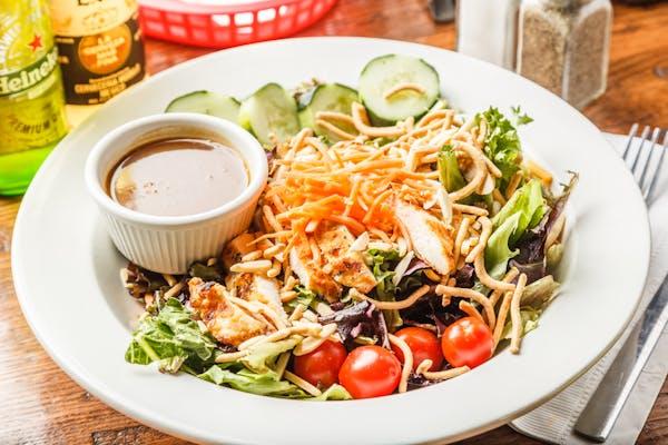 Totally Terrific Thai Chicken Salad
