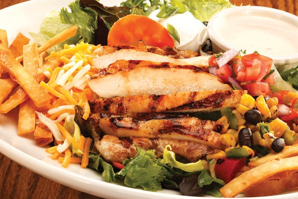 Fajita Fiesta Salad
