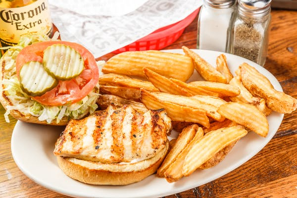 Chargrilled Chicken Sandwich