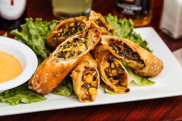 Southwest Chicken Egg Roll