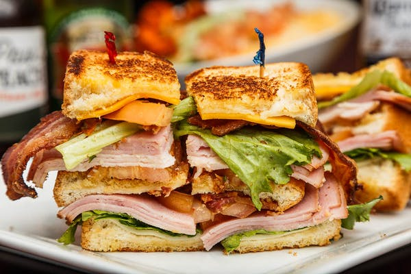 Ultimate Club Sandwich
