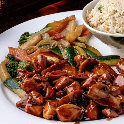 Chicken Teriyaki Hibachi (Lunch)
