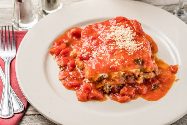 Lasagna Bolognese (Lunch)