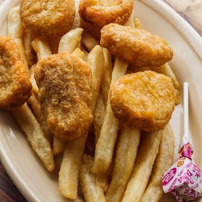 Little Cajun Chicken Nuggets