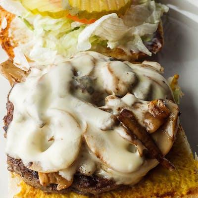 Big Wayne Burger
