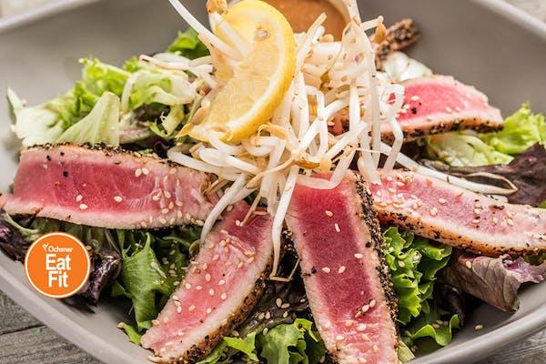 Eat Fit Tuna Sashimi