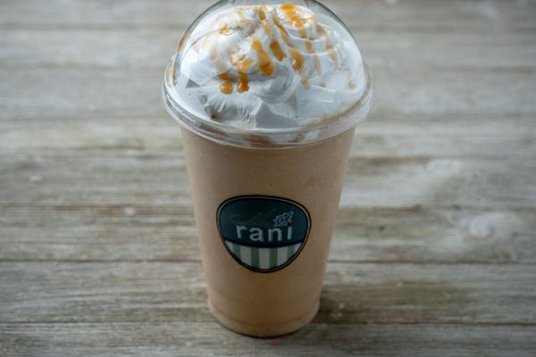 Frozen Coffee Lattani