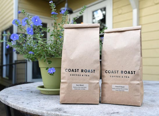 Coast Roast Whole Bean Coffee