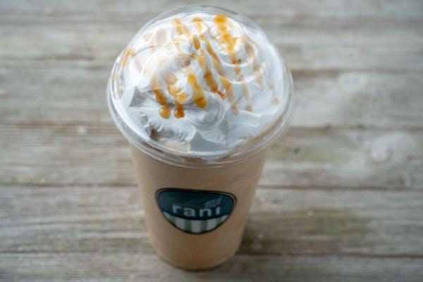 Frozen Coffee Lattani