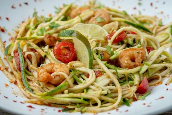 Cilantro Lime Shrimp (5 smartie points)