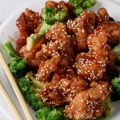 Sesame Chicken Special