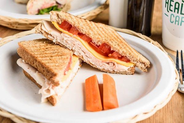 Kid's Grilled Turkey Sandwich