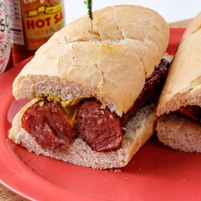 Sausage Poboy