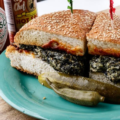 Spinach Muffale