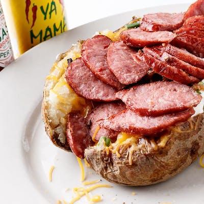 Sausage Potato